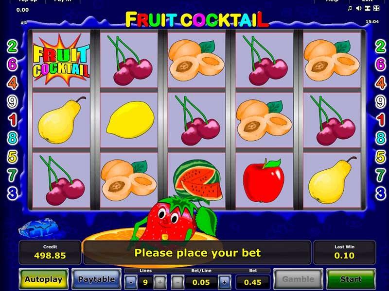 онлайн игровые автоматы бесплатно клубничка